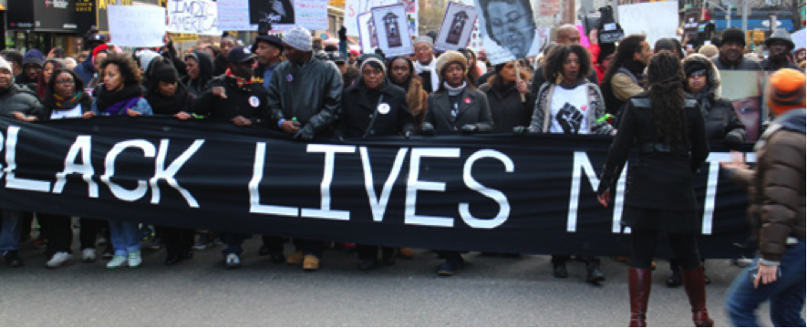 Staying Focused in the Movement for Racial Justice
