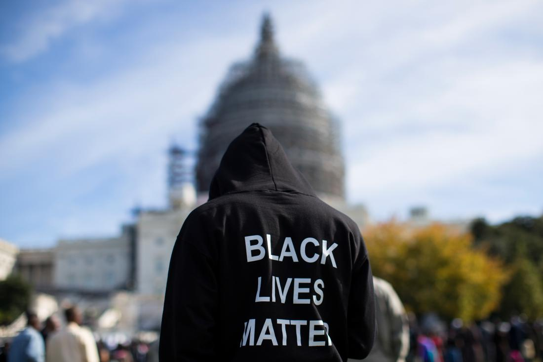 Black Lives Matter Is Not a Civil Rights Movement